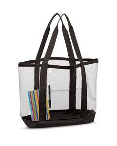 Bag : Large Clear Bag