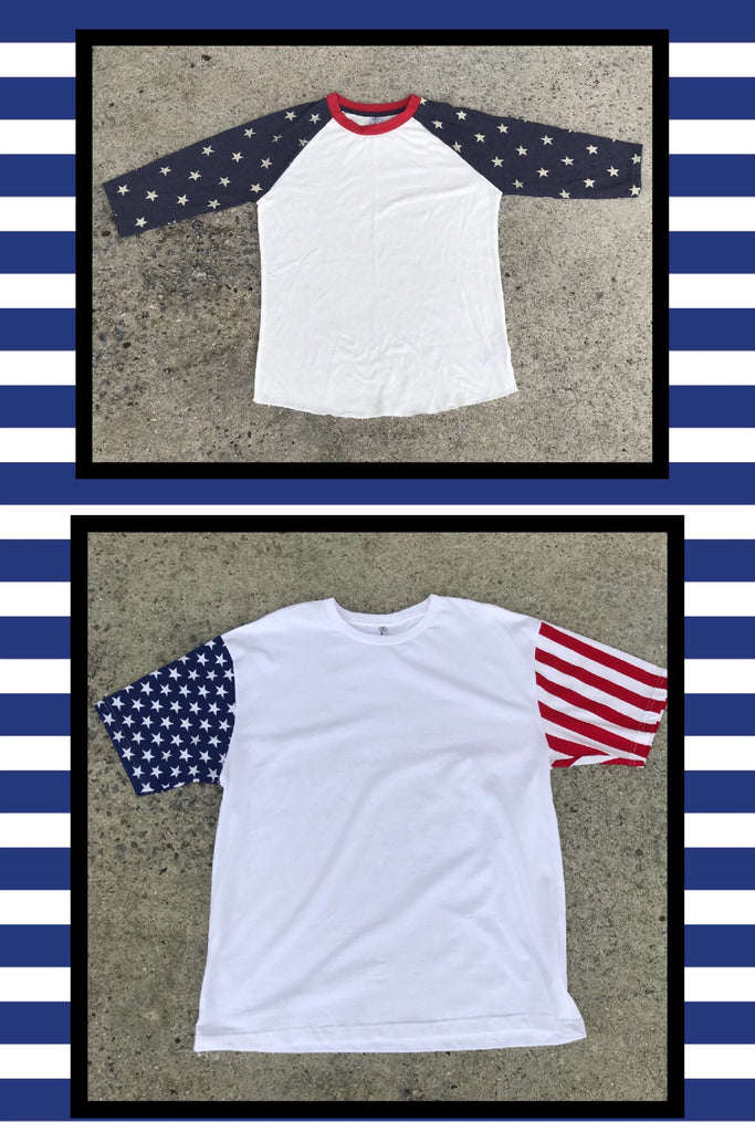 Clothing : Stars and Stripes Gear
