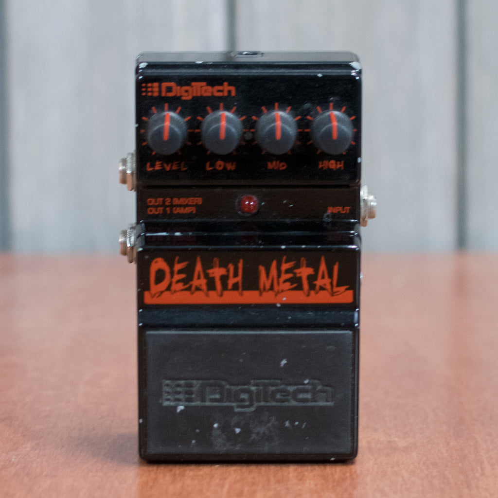Used Digitech Death Metal Distortion