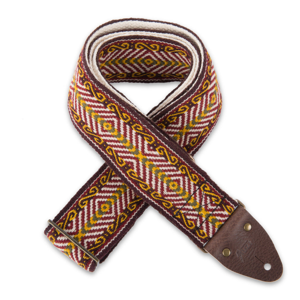Original Fuzz Peruvian Series Guitar Strap in Cusco