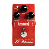MXR M78 Custom Badass '78 Distortion