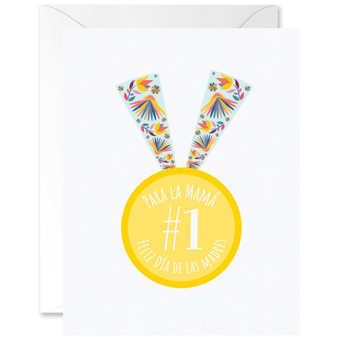 Gold Medal Number One [Spanish]