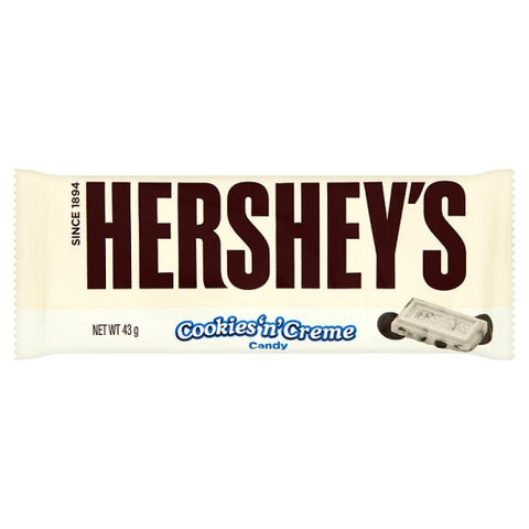 Hersheys Cookies 'n' Cream - Sweet Hero
