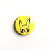 Pikachu Two-Toned Engraved Gloss KAM Snaps Size 20