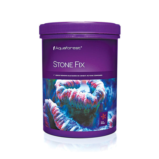 Aquaforest StoneFix 1.5kg - Sustainable Marine Canada - Reef Aquarium Supplies Plus+