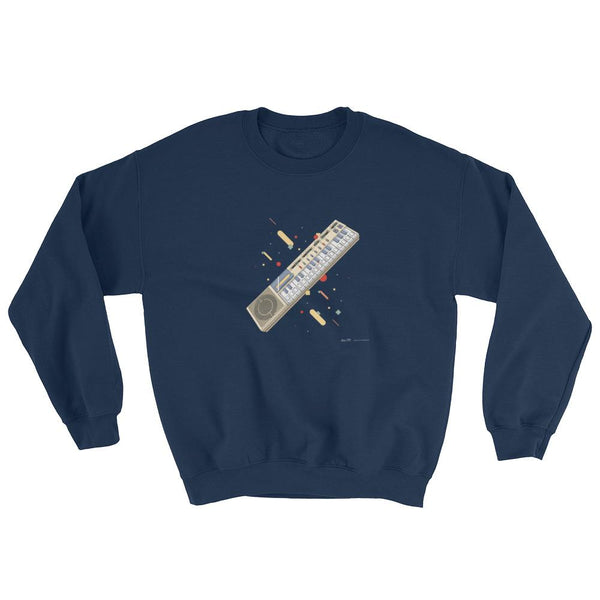 Casiotone Sweatshirt by Matteo Cellerino