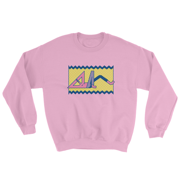 "Thomas Hedger ""Relax!"" Sweatshirt Pink"