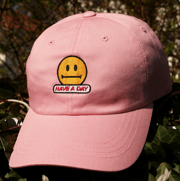 """Have A Day"" Cap by Killer Acid"