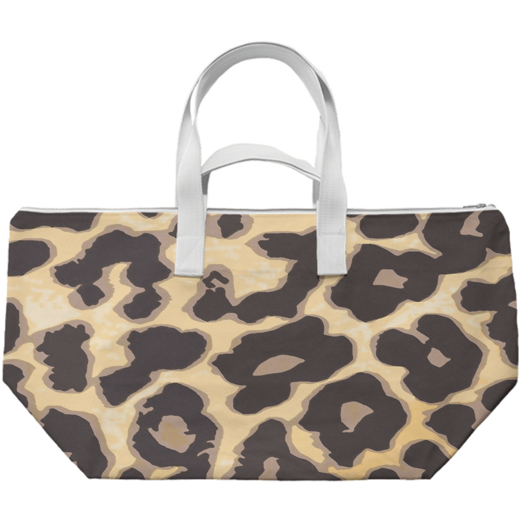 Wild Animal Juul Weekender Bag