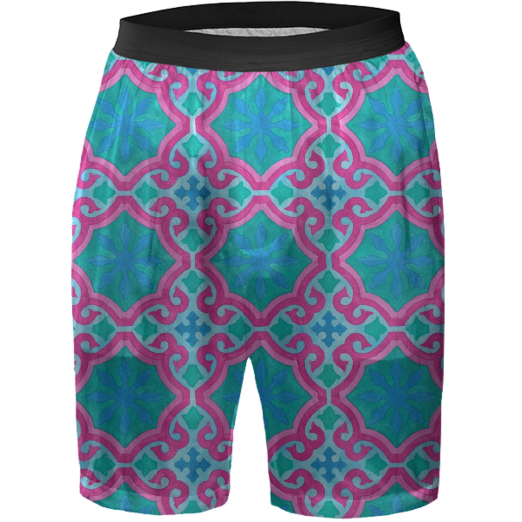 The Moors of Palm Springs Boxer Shorts by Frank-Joseph