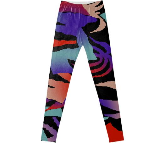 Djongle Cotton Leggings