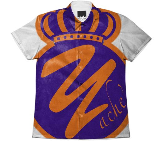 Yache Plaque Shirt Knicks Edition