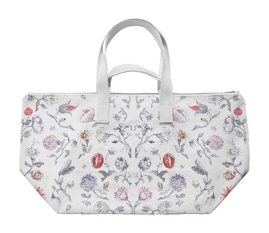 Grey Garden Weekend Bag