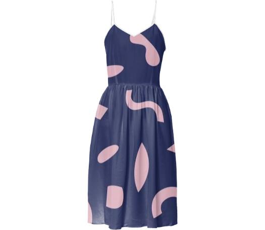 Shapes Cut Out Dress