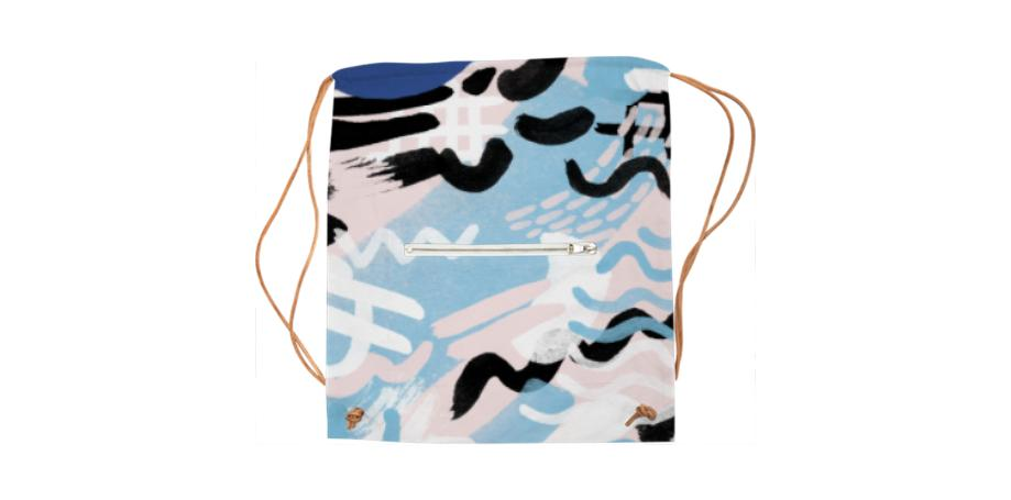 Seeing Shapes Sports Bag