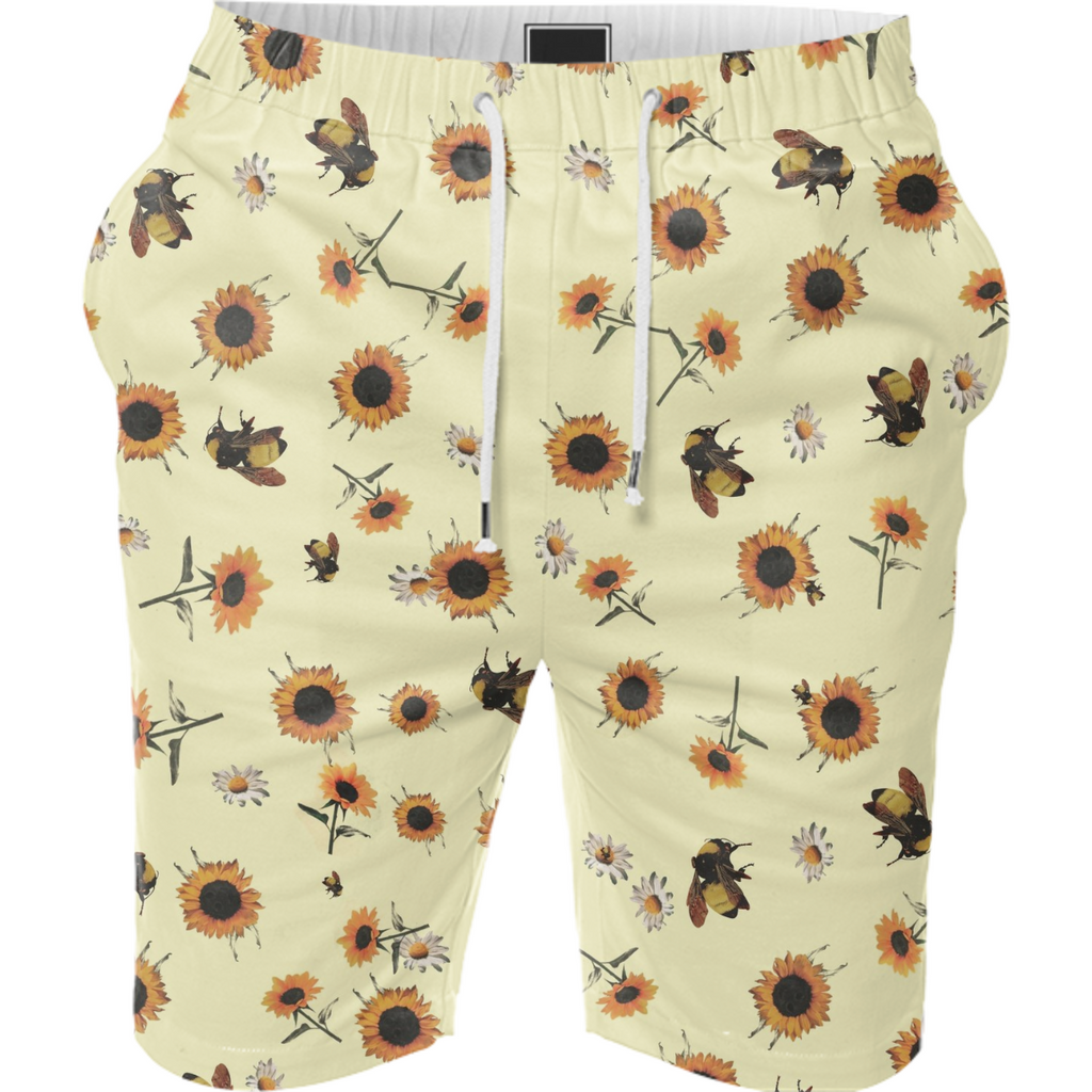 Flower Boy Shorts