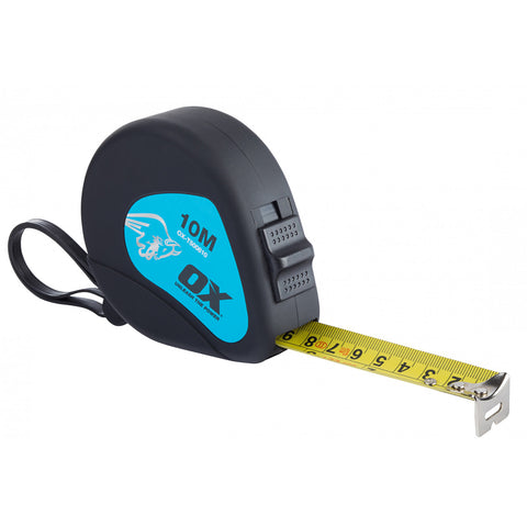Trade Tape Measure (10M) - Pipe Station