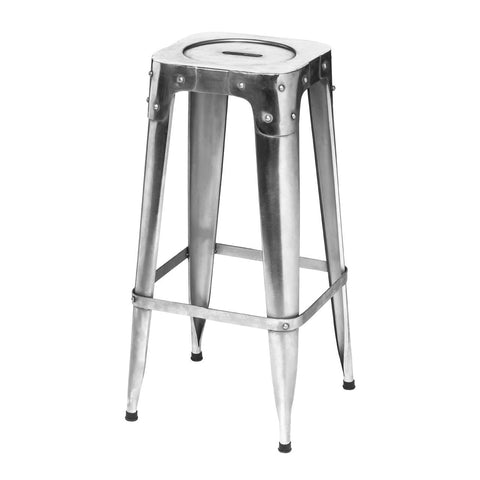 Aviator Bar Stool-Furniture-Retail Therapy Interiors