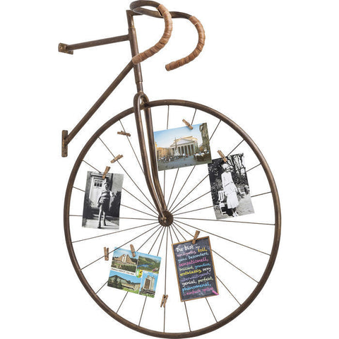 Bike Memo Holder-Accessories-Retail Therapy Interiors