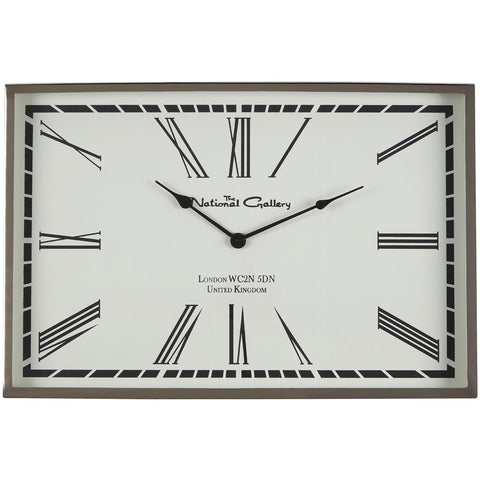Churchill Wall Clock 60cm-Clocks-Retail Therapy Interiors