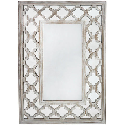 Dusky Beach Wall Mirror-Mirrors-Retail Therapy Interiors