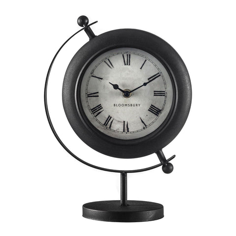 Mantle Clock-Clocks-Retail Therapy Interiors