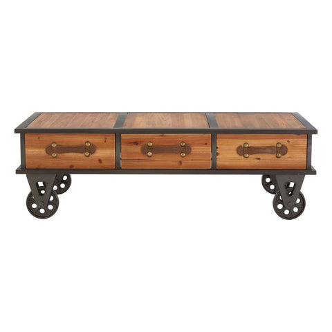 New Foundry Coffee Table-Furniture-Retail Therapy Interiors