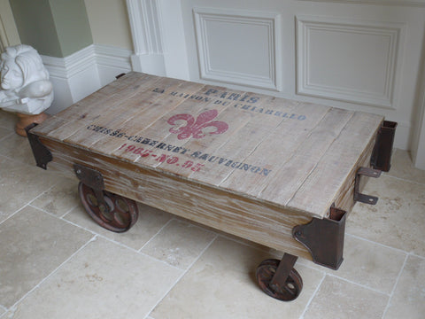 Railway Coffee Table-Furniture-Retail Therapy Interiors