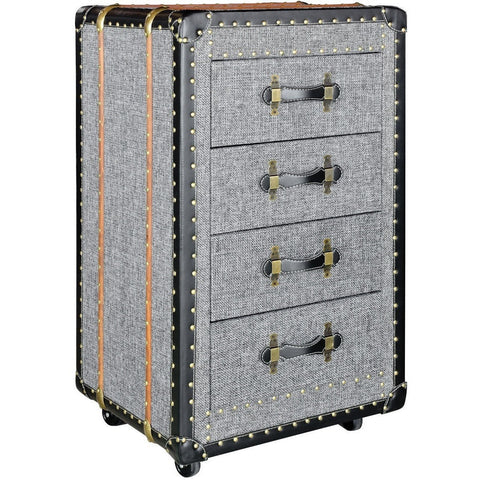 Santa Fe Four Drawer Unit-Furniture-Retail Therapy Interiors
