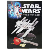 Star Wars X-Wing Knife Block-Kitchenware-Retail Therapy Interiors