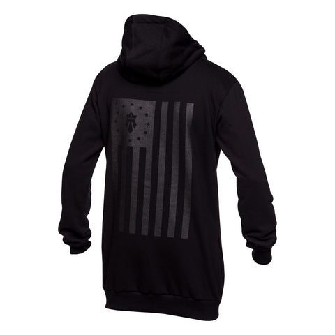 Majesty Flag Pullover Hoodie - Majesty Skis | USA