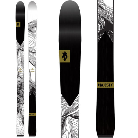 2019 Adventure (all-mountain | resort) - Majesty Skis | USA