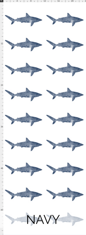 SHARK (4 colorways)