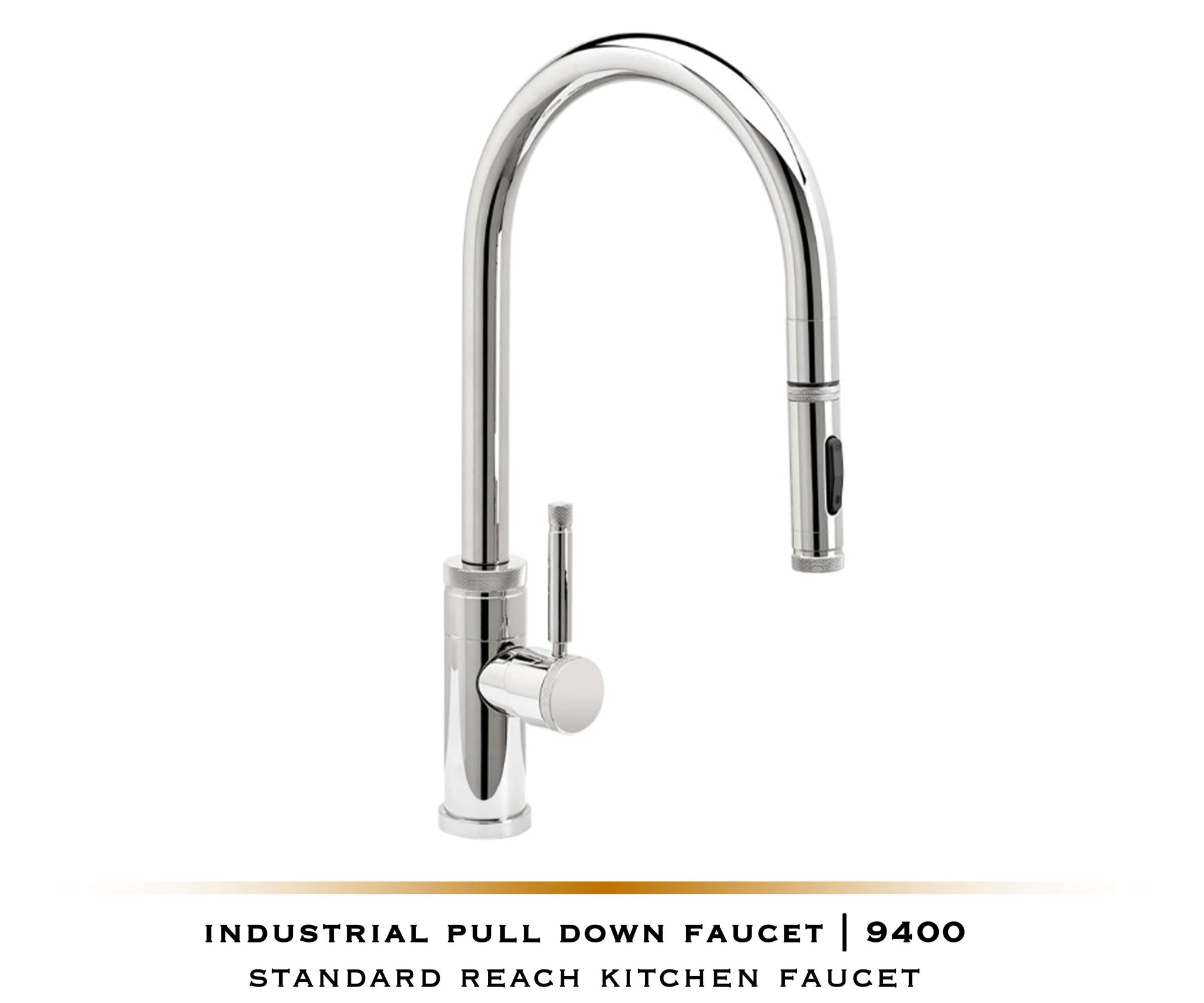 PLP Pulldown Waterstone Faucet | Industrial