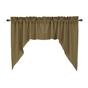 Window TeaCabin Swags & Tiers VHC-Brands