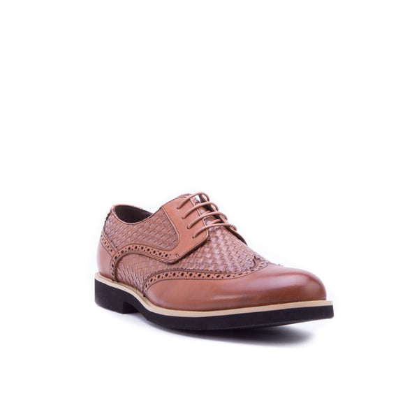 English Laundry Olive Oxford Dress Shoes, Brown