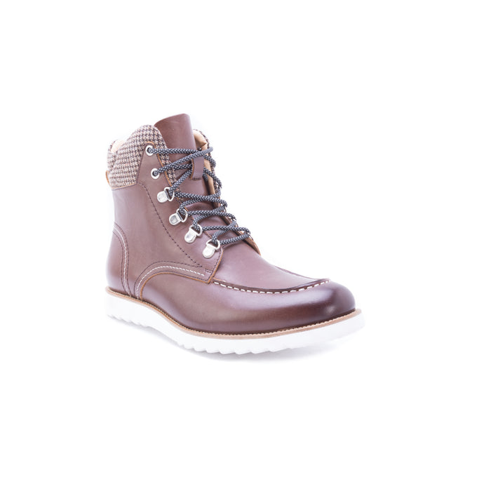 English Laundry Blackpool Leather Boot, Brown