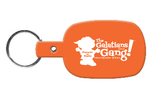 The Galatians 5:22-23 Gang™ Flexible Keychain (9-Pak)