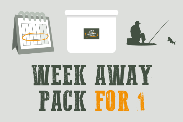 Week Away Pack for 1