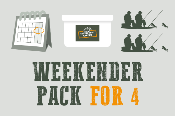 Weekender Pack for 4