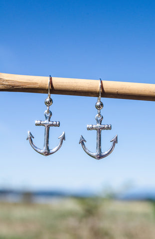 Nautical Shine Earrings