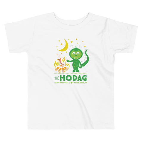 Hodag Toddler T-shirt : Happy Campfire