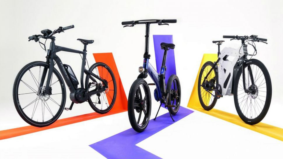 T3 test the Gocycle G3, Haibike Urban and Trayser electric bikes