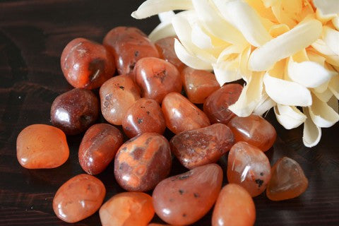 Carnelian~For Sexuality, Desire & Passion - Wild Witchery