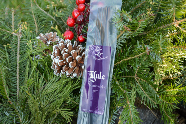 Yule Incense~To Celebrate the Longest Night - Wild Witchery
