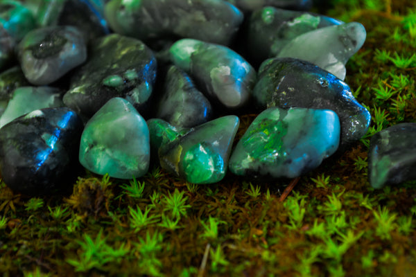 Emerald~For Total Money Magick - Wild Witchery