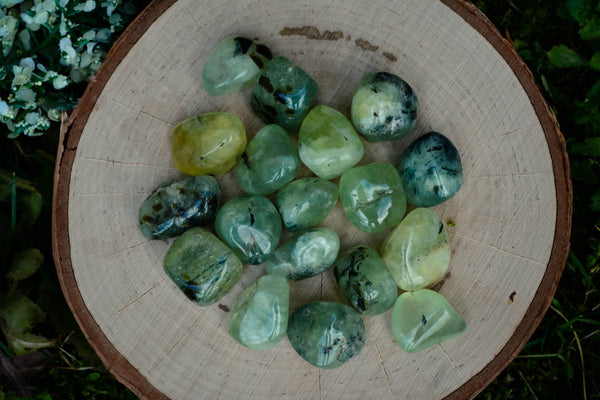 Prehnite~For Dreaming, Healing & Trust - Wild Witchery
