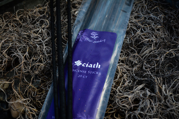 Scíath Incense~For Protection & Shielding - Wild Witchery
