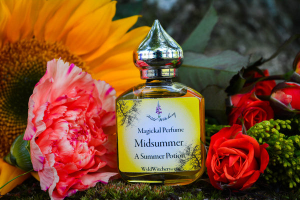 Midsummer Perfume~For Honoring the Summer Solstice - Wild Witchery