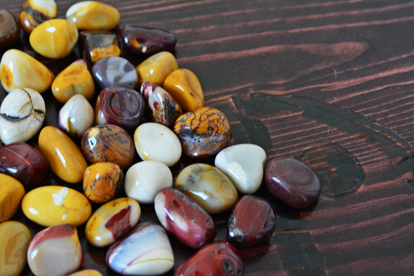 Mookaite Jasper~For Motivation, Self-Confidence & Self Worth - Wild Witchery